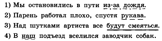 Русский 6 Итоговая контрольная В-2