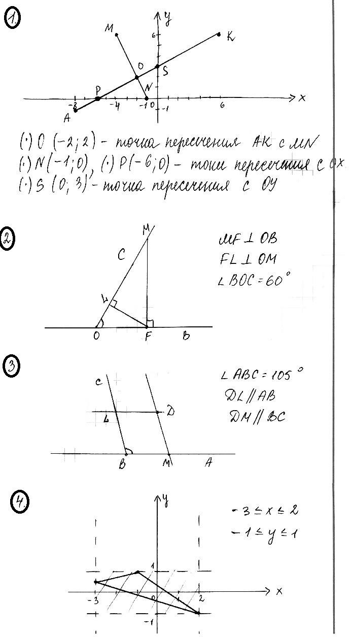 Математика 6 Виленкин Контрольная 14