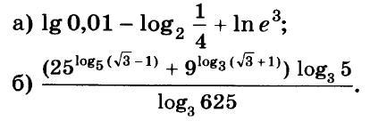 Алгебра 10 Никольский Контрольная 4