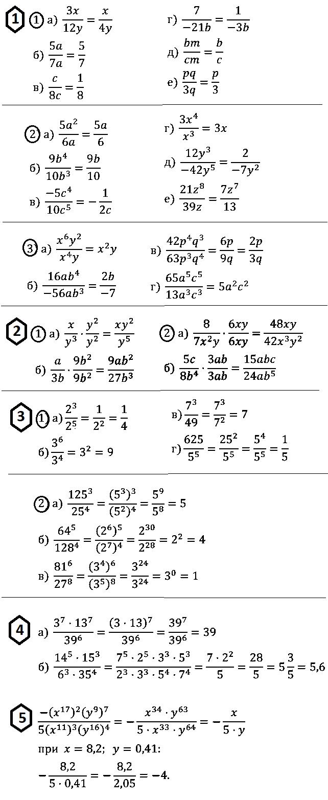 Алгебра 8 Макарычев Самостоятельная С-04