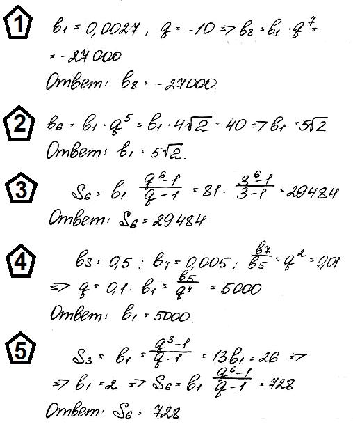 Алгебра 9 Макарычев К07 В2