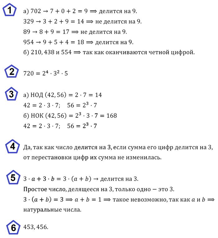 Математика 5 Никольский К-5 В-2