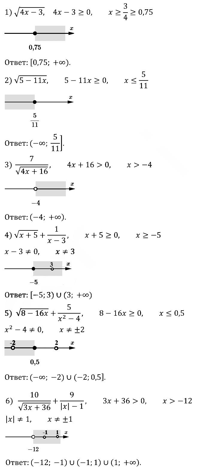 Алгебра 9 Мерзляк С-05 В1